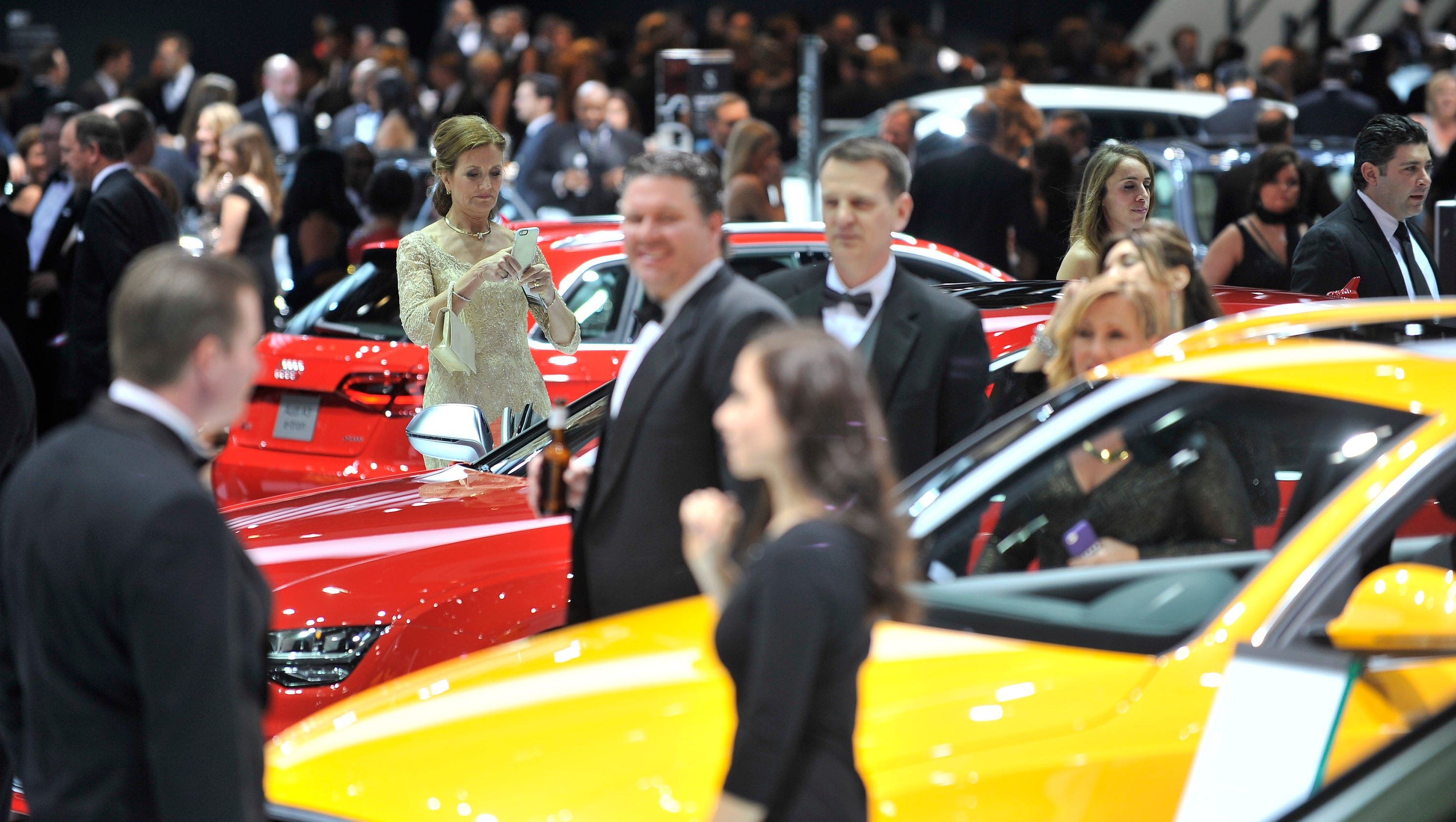 2015 Auto Show Charity Preview Part 2