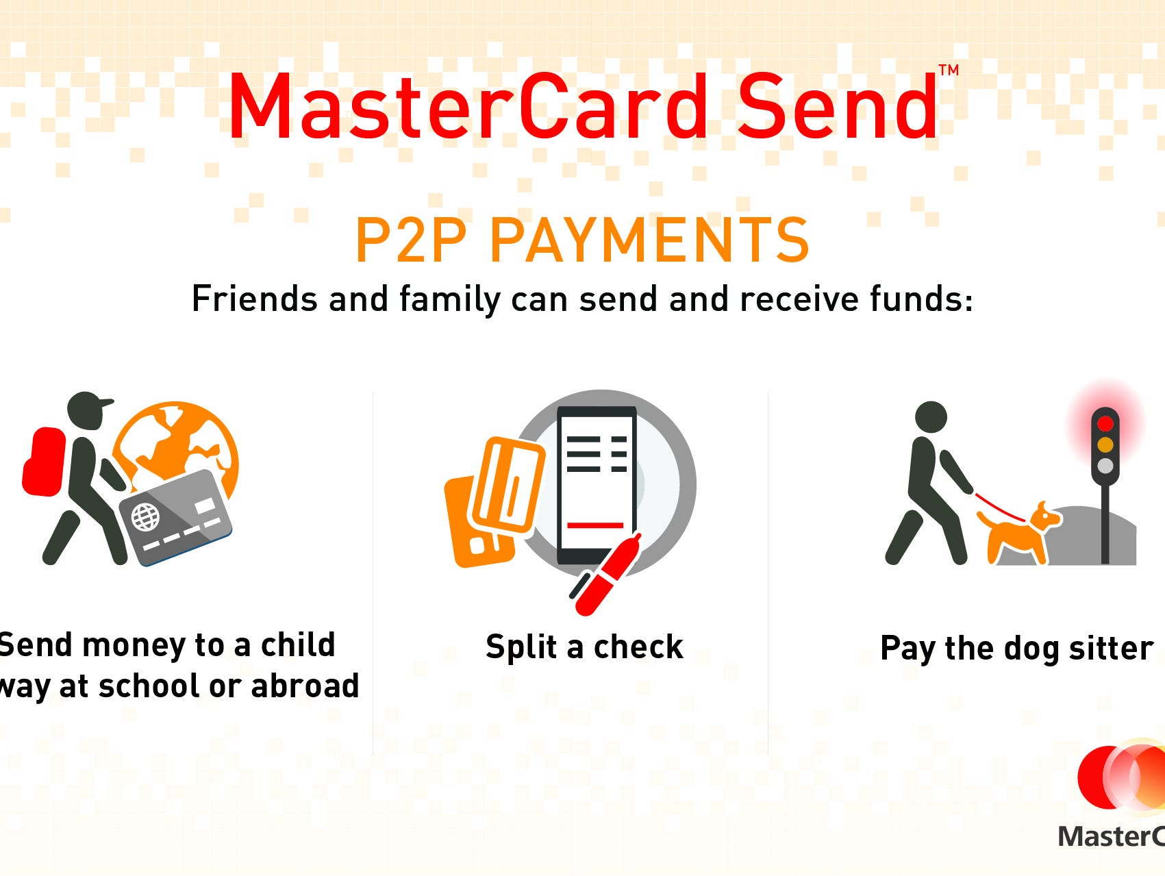 MasterCard aims to pay you more quickly.