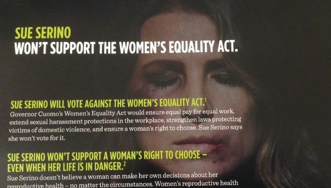 Political attack ad.