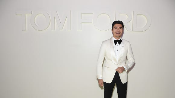 """""""Crazy Rich Asians"""" star Henry Golding went all out"""