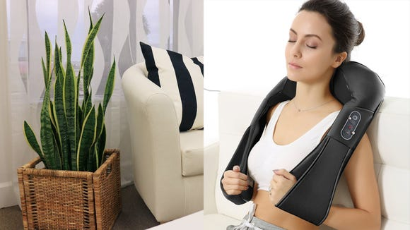 10 relaxing products to help you unwind at home