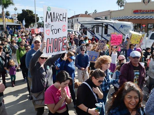 Ventura march 1