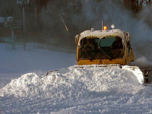 Roundtop Mountain Resort will open Wednesday morning