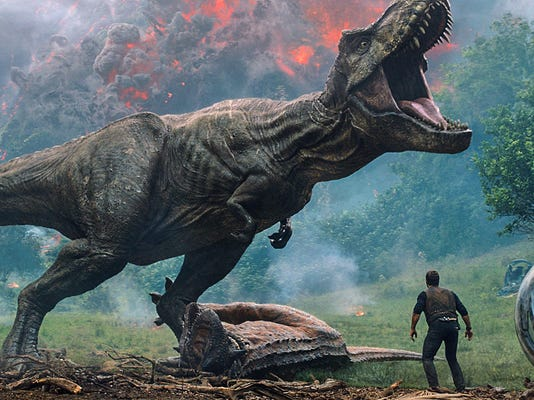 Film Review - Jurassic World: Fallen Kingdom (3)