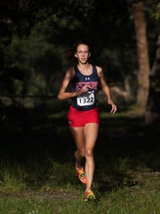 Estero High's Alayna Goll from Estero was the girls