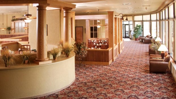 The Ramkota Hotel in Pierre has dropped its membership agreement with Best Western.