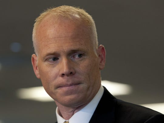 Jim Keady is seeking to represent New Jersey's 4th Congressional District.