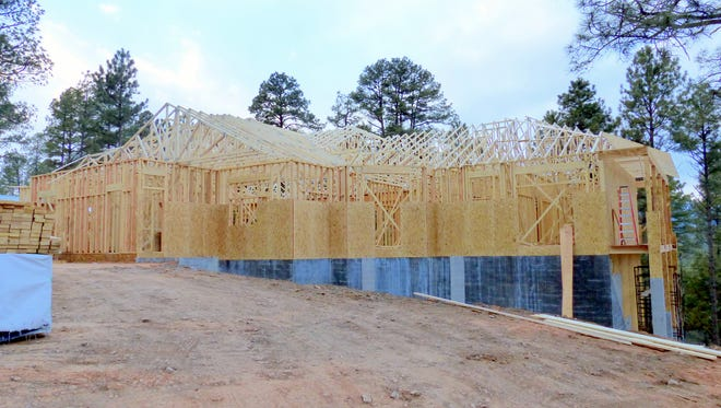 Construction remains strong in Ruidoso.