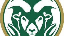 Colorado State University logo.
