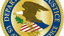 The logo of the U.S. Attorney's Office.