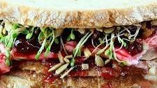 Kiki's Post-Thanksgiving Day Sandwich