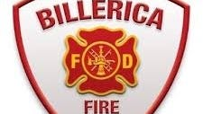 Billerica Fire Department badge
