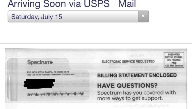 Informed Delivery, available through the U.S. Postal Service, gives eligible residential customers a digital preview of their letter mail before it lands in their mailbox.