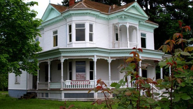 The Stayton Heritage Foundation will host a spring tea at the Historic Brown House in Stayton.