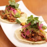 The stylish Mexican-Asian fusion restaurant SumoMaya focuses on small plates and drinks with bold flavors. The social hour and late night deals are extensive, featuring a wide variety of dishes priced at $3, $5 and $7.