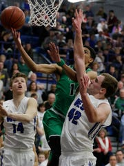 The tide in Oshkosh basketball has shifted from Oshkosh West earning back-to-back state titles in 2006 and 2007 to Oshkosh North winning a state title in 2017.