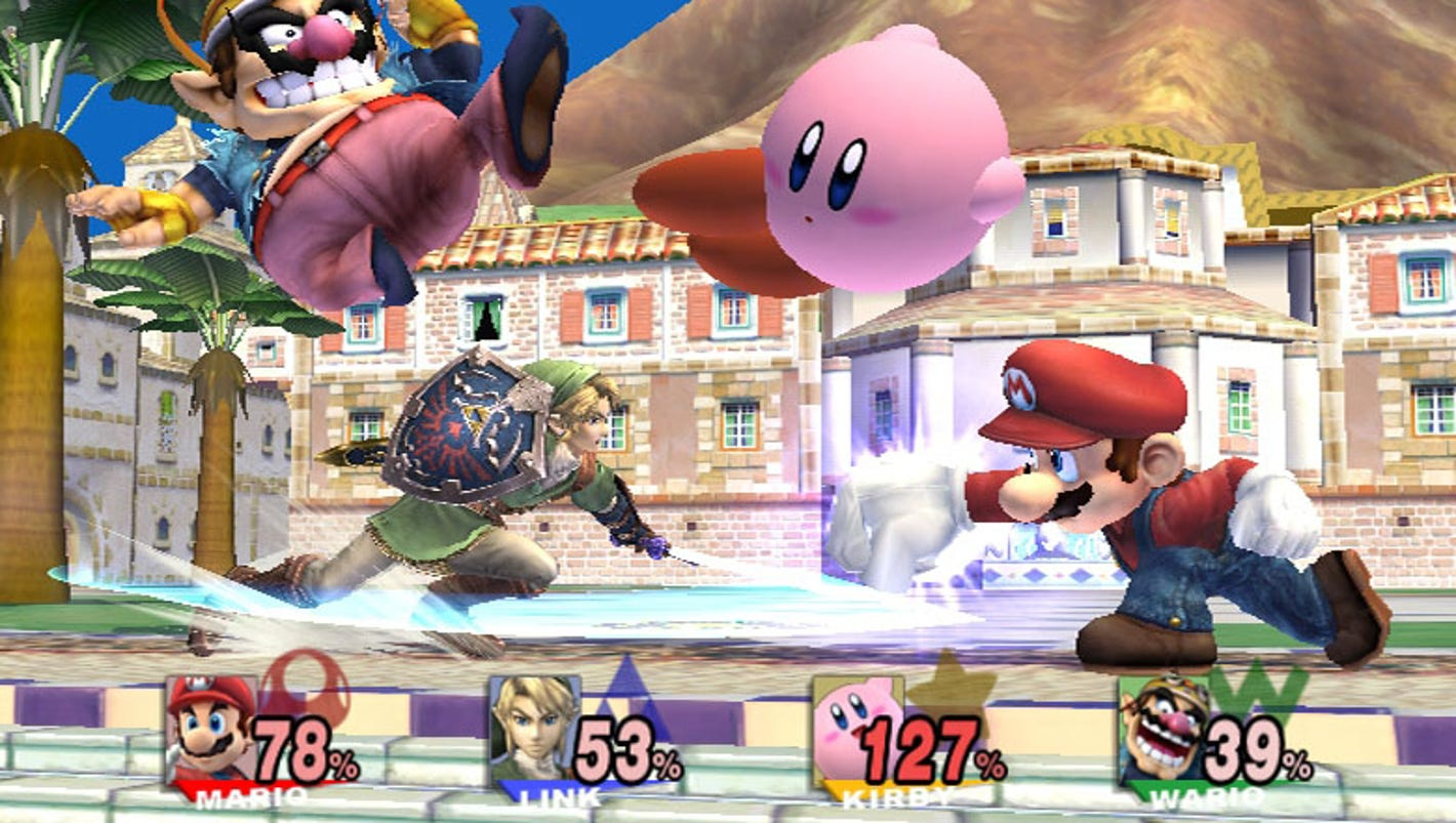 Get excited gamers: Super Smash Bros. is coming to the Nintendo Switch later this year