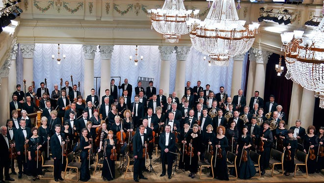 At the State Theatre, the National Symphony Orchestra of Ukraine will perform Antonin Dvorak's Carnival Overture, Sergei Prokofiev's Piano Concerto No. 3, and Dmitri Shostakovich's Symphony No. 5.