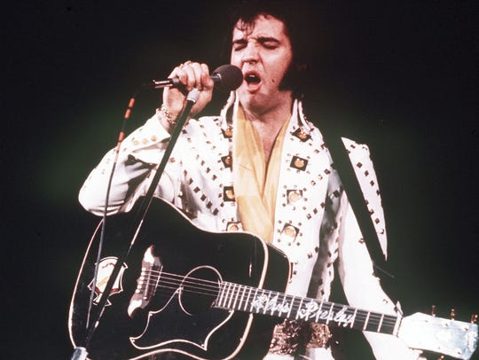 Elvis Presley has the best song about Kentucky.