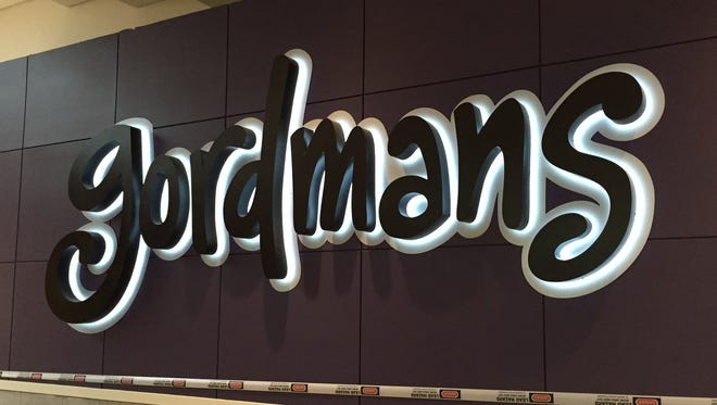 Gordmans in the Meridian Mall will close on Saturday, April 29,  as a result of its bankruptcy filing last month.