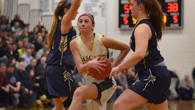 Pascack Valley guard Brianna Wong had a huge junior season, averaging nearly 15 points per game while playing strong defense. Now the rising senior has had a big summer, continuing to become an even more dynamic player.