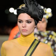 Marc Jacobs closes New York Fashion Week with an NSFW Kendall Jenner look