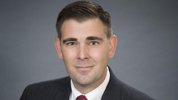 Rep. Andy Gipson, R-Braxton