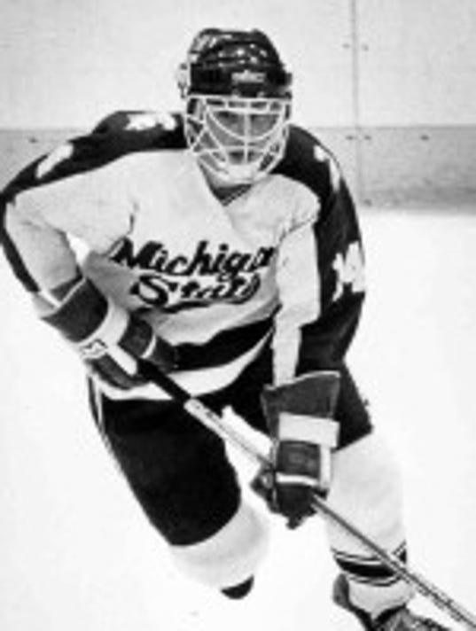 MI H.S.: Franklin Hockey Team Recognizes Donnelly's Golden Career
