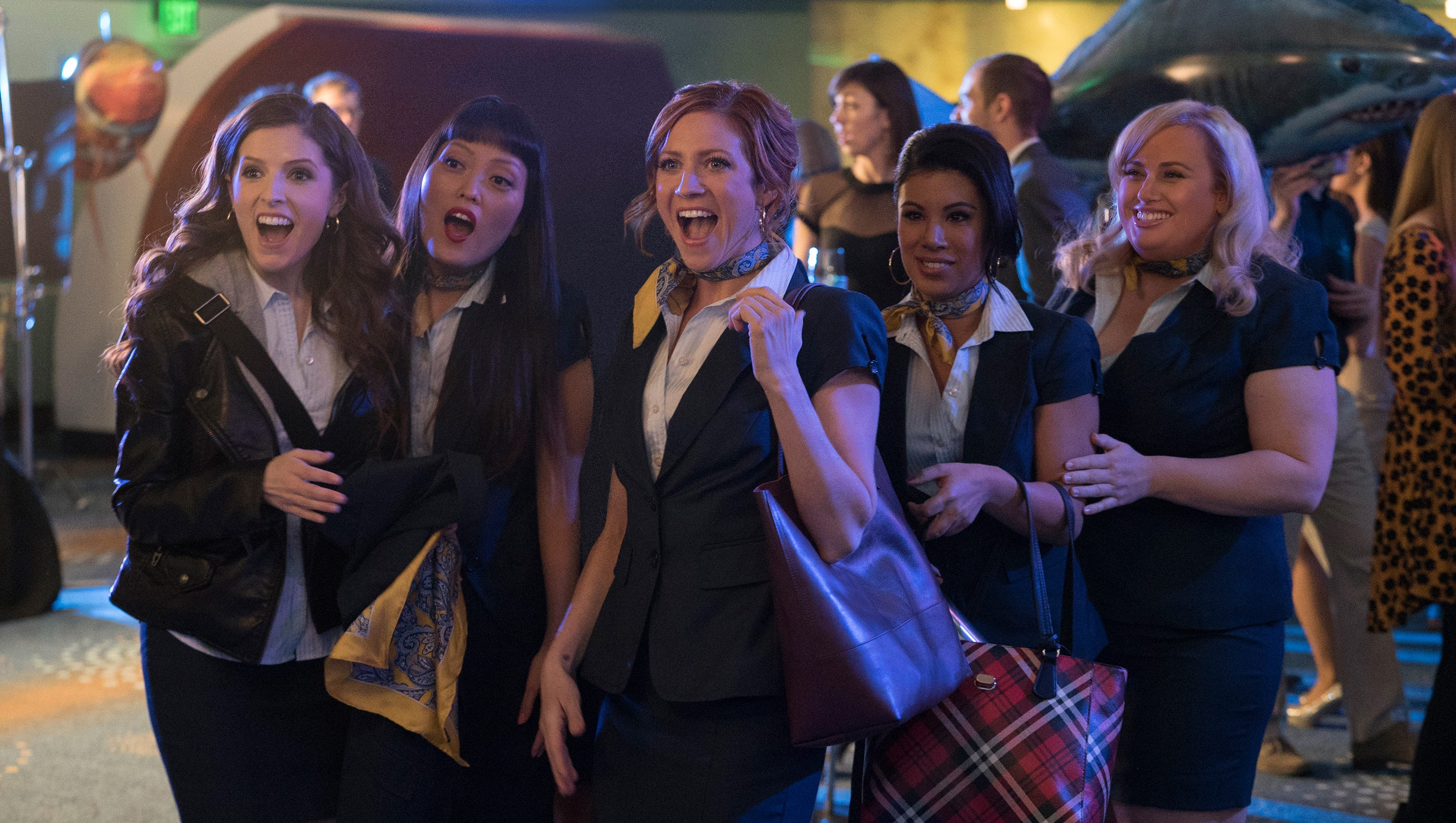 Pitch Perfect 4 Fans Speculate New Movie Over Photo Of Cast Members