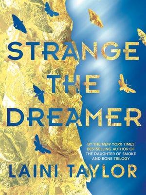 """""""Strange the Dreamer"""" by Laini Taylor."""