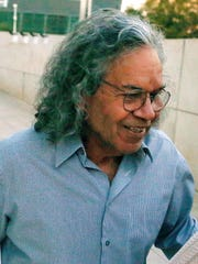 In this Oct. 26, 2017, file photo, Insys Therapeutics founder John Kapoor leaves U.S. District Court in Phoenix.
