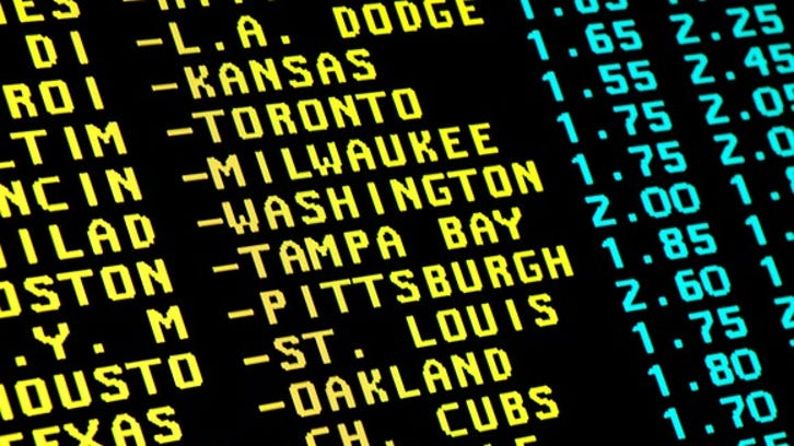Week in quotes: Best bets in legalized sports gambling are the house and state