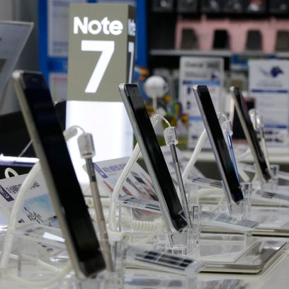 Samsung can't move past the Note 7 fast enough as it