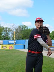 Lakeview graduate Gavin Homer has started the 2017