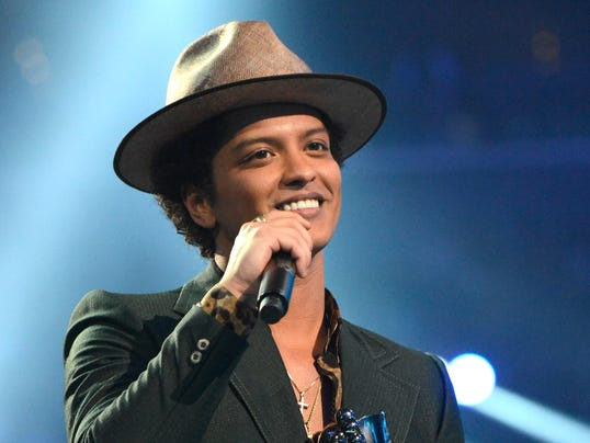 Your Say 0910 Bruno Mars