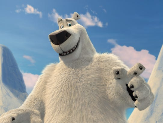Charming 'Norm of the North' is heading to theaters.