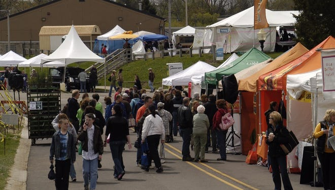 Vendors offering everything from food to eco-friendly and wellness products will be in downtown Rochester for the MI Earth Day Fest.