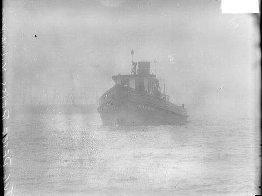 A Lake Michigan Tugboat