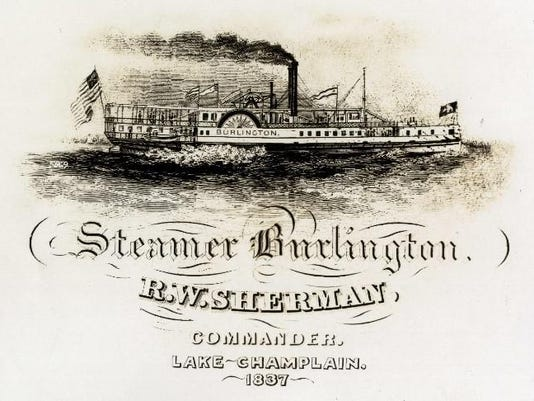 5. Steamer Burlington