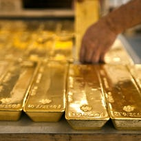 Gold prices have been climbing.