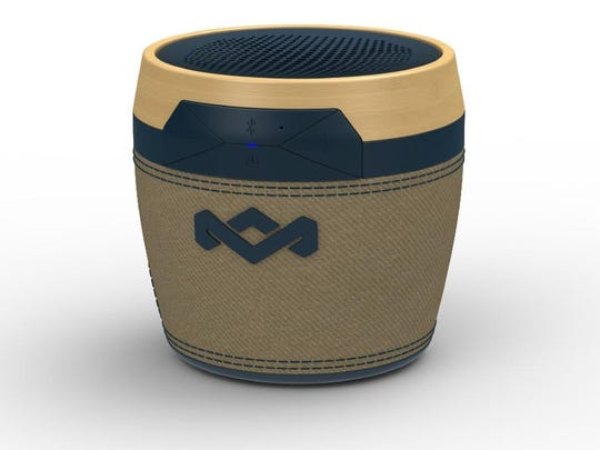 The Chant Mini portable speaker is made by The House
