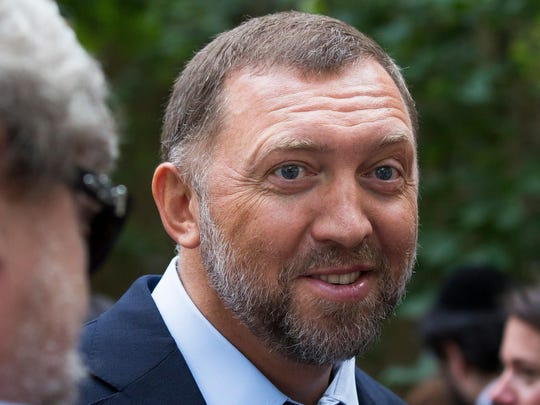 Russian metals magnate Oleg Deripaska. The Senate has narrowly upheld a Treasury Department decision to lift sanctions from three companies connected to Russian oligarch Oleg Deripaska.