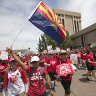 We know about teacher pay. Where else does Arizona rank near the bottom (and top)?
