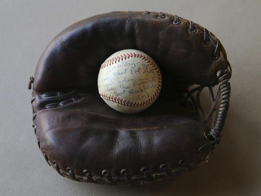 Former Baseball Player