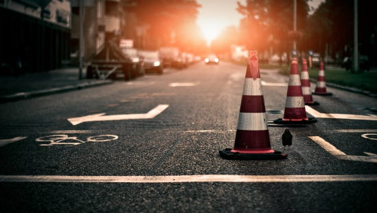 Crews are reopening a stretch of Saint Joseph Highway that was closed early this morning due to a residential gas leak.