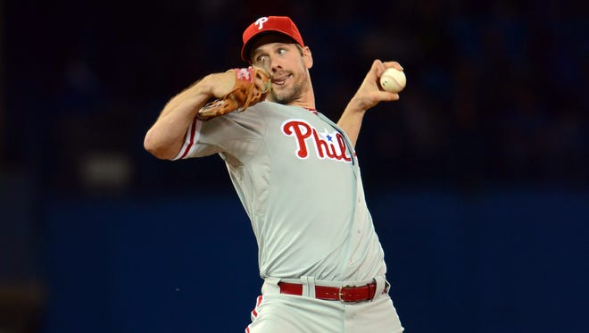 Cliff Lee has been traded three times since 2009, and in return, his teams have received 11 prospects.