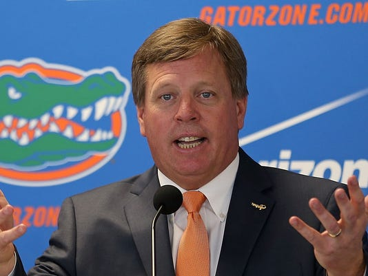 University of Florida Introduces Jim McElwain