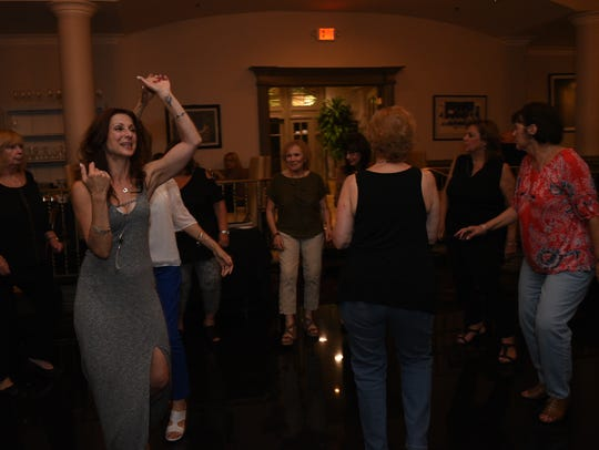 Fans of the Willies hit the dance floor at Picco Tavern