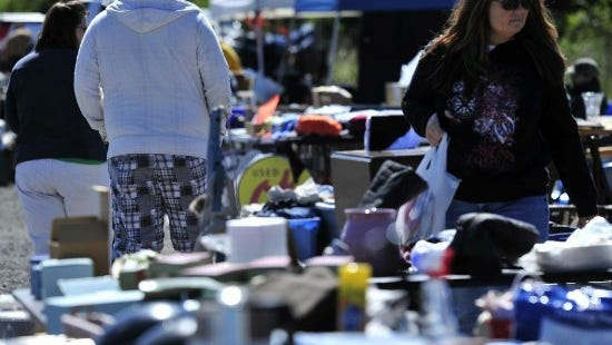 Watertown's yearly Mile-Long Yard sale is scheduled for April 26.