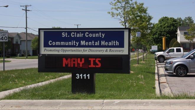 St. Clair County Community Mental Health